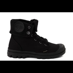 Palladium Women's Baggy Boots Black Size 9